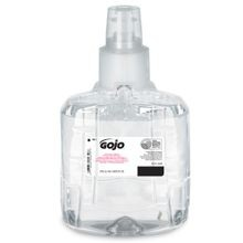 GOJO® LTX-12™ Clear & Mild 1200 mL Foam Hand Soap (1911-02)