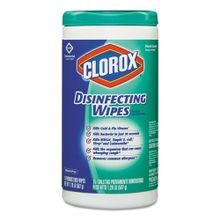 Clorox® Fresh Scent Disinfecting Wipes - Fresh Scent -75 Wipe Canister (15949)