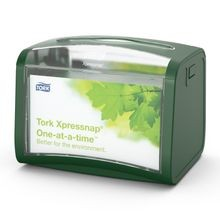 Tork® Xpressnap® Green Dispenser (6239000)