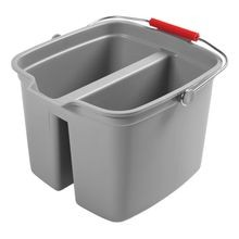 Rubbermaid Commercial® Double Plastic Bucket (2617)