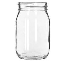 Libbey® Mason 16 oz Glass Drinking Jar (92103)