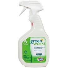 Clorox® Green Works® 24 oz RTU Bath Cleaner (452)