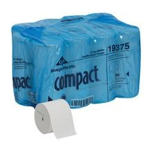 GP PRO® Compact® Coreless Roll 2 Ply Bath Tissue (19375)