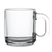 Libbey® Clear 10 oz Warm Glass Beverage Mug (5201)
