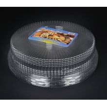 Durable® Plastic Dome Lid 18