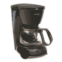 Mr. Coffee® Black 4-Cup Coffeemaker (TF5-099)