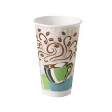 GP PRO® Dixie® Perfect Touch™ Coffee Dreams™ 16 oz Paper Hot Cups (5356CD)