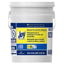 Joy®  Lemon Dishwashing Hand Soap 5 Gallon Pail (02301)