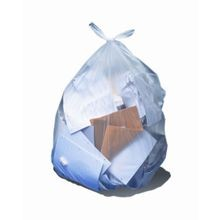 Heritage Bag® 44 Gallon Clear Roll Liners 37x50 .9 Mil (H7450T)