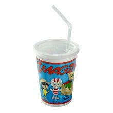 Kids 12 oz Imagination Theme Combo Cup (KCT250IT)
