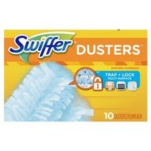 P&G® Swiffer® Duster Refill. 10 per box 6 boxes (21459)