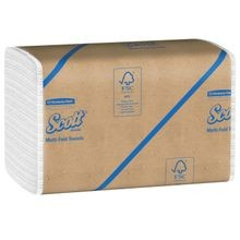 Kimberly Clark® Scott® 100% Recycled Fiber White 9.2