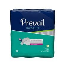 Bariatric Prevail® Briefs Ultimate Absorbency Size A (2Xlarge)