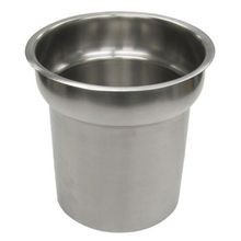 Admiral Craft® Vegetable Inset 2.5 QT Stainless Steel (SVI-5)
