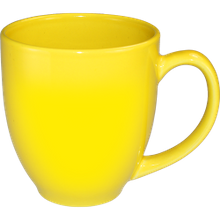 Bistro® Yellow 14 oz Mug (81376-242)