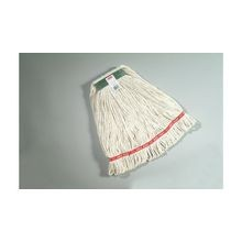 Rubbermaid Commercial® White Cotton Mop Medium (FGD11206WH00)