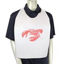 AmerCareRoyal® Lobster Tie-On Bib (ATB24-25A)