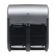 GP Pro® Compact® Quad Stainless Steel Tissue Dispenser (56746)