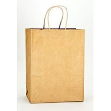 Duro Bag® Missy Kraft Paper Twist Handle 10