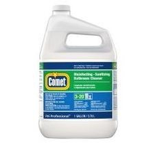 P&G® Comet® Disinfecting-Sanitizing Bathroom Cleaner - Gallons   (20542)