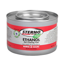 Sterno® Green 2 Hour Ethanol Gel Chafing Fuel (20108)