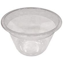 Fineline Settings® Clear 6 Quart Plastic Ice Bucket (ICB2046)