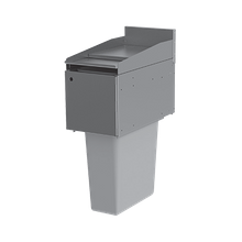 Perlick TS12TRA TS Series Trash Receptacle Top Cover, 12