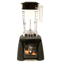 Perfect for blending beverages, soups and sauces, this high-powered blender features a heavy-duty 3.5-HP motor.