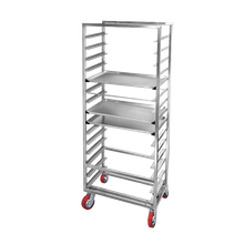 Channel AXD2810 Lifetime Tough Bun Pan Rack, Heavy Duty, mobile, 29