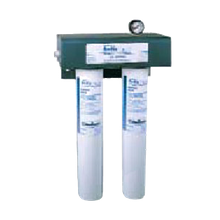 Manitowoc Ice AR-40000 Arctic Pure Primary Water Filter Assembly, includes head, shroud, hardware, mounting assembly, & (2) filter cartridges
