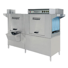 Champion 80 DRHDPW E-Series DualRinse Dishwasher, with Prewash, rack conveyor type, high temperature, 44