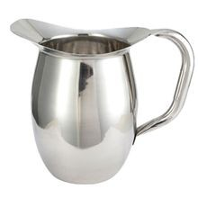 PITCHER BELL 64OZ S/S MIRROR FINISH 24EA/CS