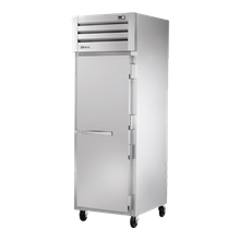 TRUE STG1F-1S-HC SPEC SERIES Freezer, Reach-in, -10F, one-section, stainless steel front, aluminum sides, (1) stainless steel door with lock