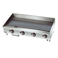 Star 636MF (Quick-Ship) Star-Max Heavy Duty Griddle, Gas, Countertop, 36