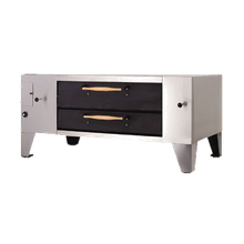 Baker's Pride Y-600BL-DSP Super Deck Series Display Pizza Deck Oven, gas, 60