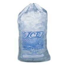 BAG ICE 10 LB 9X3X21 PRINTED (1000)