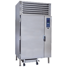 Alto-Shaam QC3-100 Quickchiller Blast Chiller, roll-in, self-contained with dual refrigeration systems, (40) 12