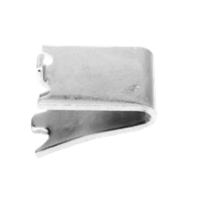 FMP 135-1244 Pilaster Clip, zinc-plated steel