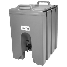 Cambro 1000LCD110 Camtainer Beverage Carrier, 11-3/4 gallon, 16-1/4