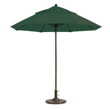 Grosfillex 98382031 Windmaster Umbrella, 7-1/2 ft., round top, 1-1/2