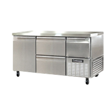 Continental CRA60-D Refrigerated Base Worktop Unit, 60
