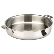 All-Clad Stainless Steel Casserole Pan (lid included)