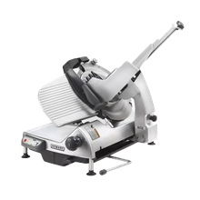 Semi-Automatic Slicer. This slicer features antimicrobial protection that inhibits the growth of bacteria.