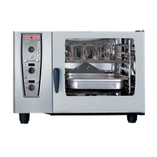 Rational B629206.19D202 (CMP 62LP) CombiMaster Plus, Combi Oven/Steamer, LP, (6) 18