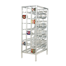 Channel CSR-156 Can Storage Rack, stationary, 25-1/2