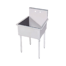 Advance Tabco 4-OP-18 Service Sink, 1-compartment, 24