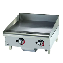 Star 624TF (Quick-Ship) Star-Max Heavy Duty Griddle, Gas, Countertop, 24
