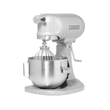Hobart N50-60 100-120/60/1 Mixer with bowl, aluminum beater, whip, & dough arm; US/EXP configuration