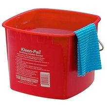 PAIL SANITIZING RED 8 QT