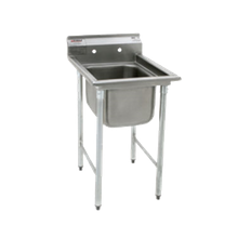 Eagle 414-18-1-X 414 Series Sink, one compartment, 25-1/2